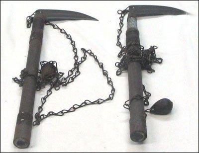 оружие ниндзя фото